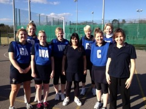 Back2Netball-team-Feb-2013